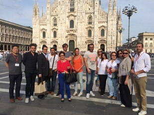 LCI Milan TrendTour September 2015-1